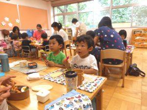 2歳児保育3