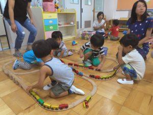 2歳児保育1