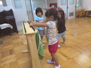 2歳児保育4